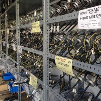 Distribuidores motores elco barcelona
